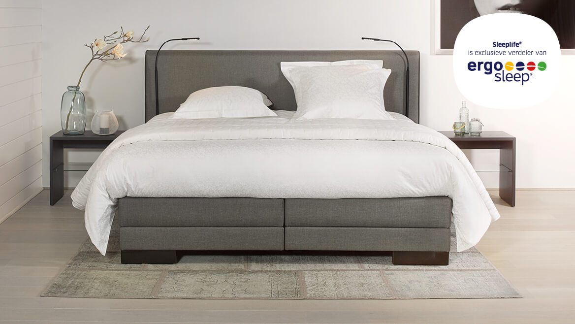 boxspring ergosleep hampton