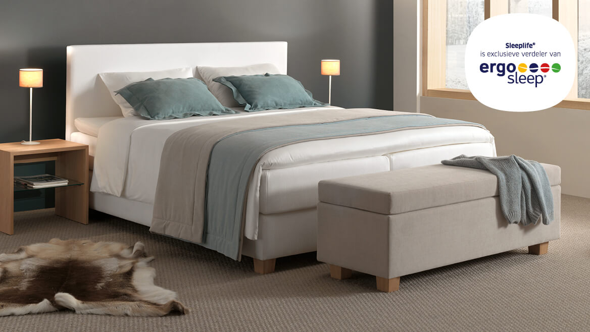 boxspring ergosleep madison