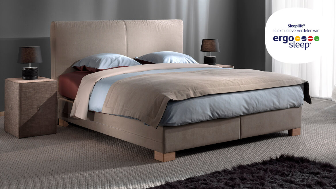 boxspring ergosleep manhattan
