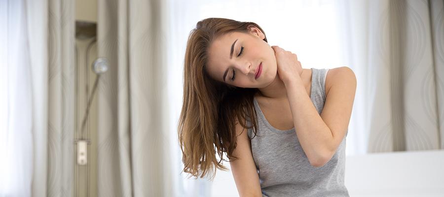 hoofdkussens tegen nekpijn