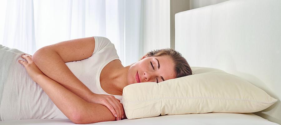 Welk Hoofdkussen Kies Je Best Om Nekpijn Te Voorkomen Sleeplife