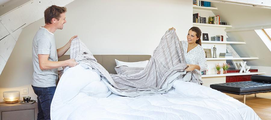 Je Bed Moeiteloos En Stijlvol Opmaken Sleeplife