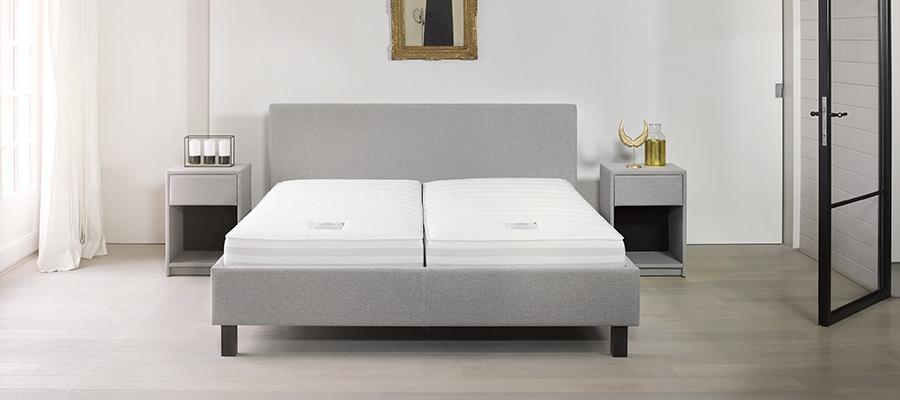 slaapsysteem en neksteunkussen