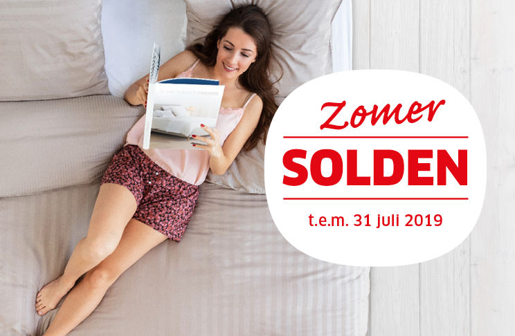 Sleeplife zomersolden juli 2019
