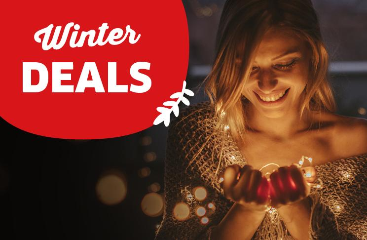 Winter Deals bij Sleeplife