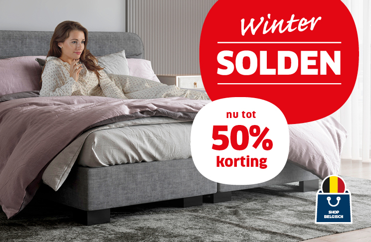 Wintersolden bij Sleeplife