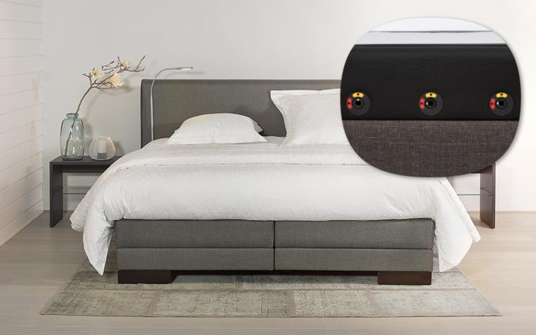 Persoonsbed boxspring compleet parksidetraceapartments mooie