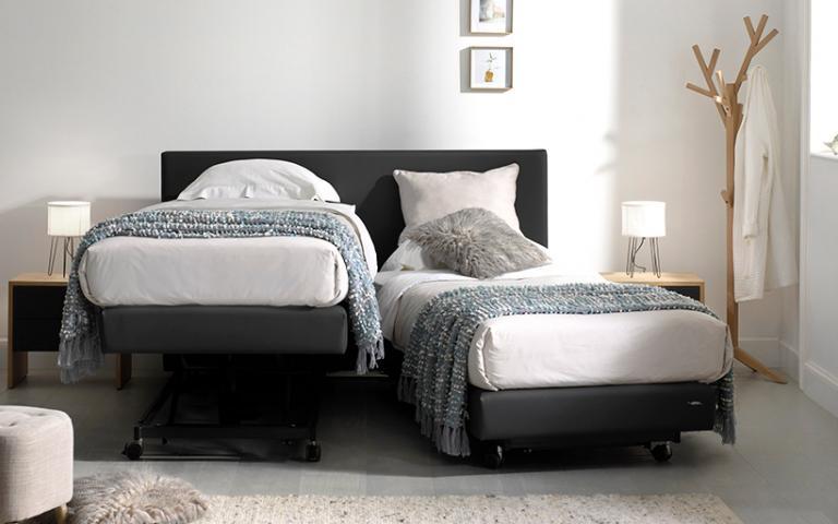 Twijfelaar Bed Trendhopper.Seniorenbedden Compleet Bed Kopen Voor 50 En Ouderen