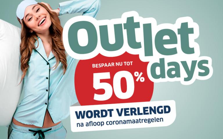 Verlengde Outlet Days