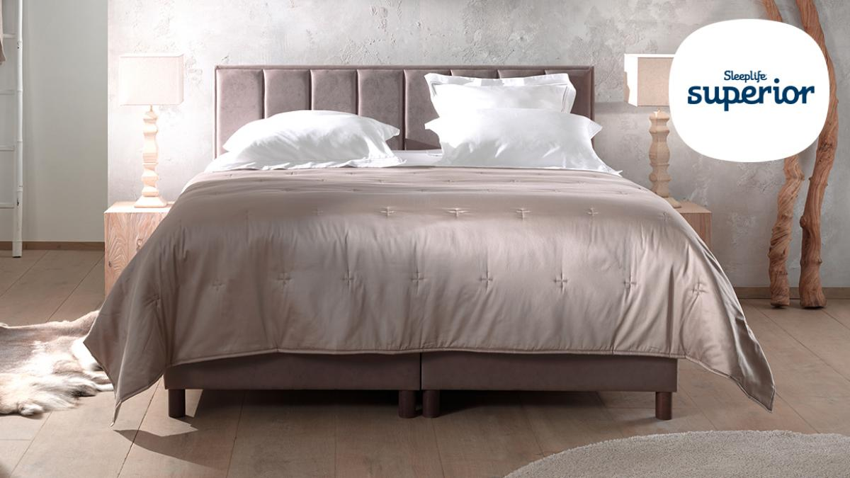 boxspring sleeplife superior sterling