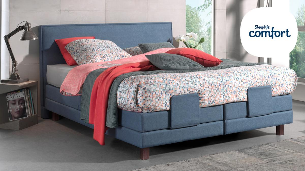 boxspring sleeplife comfort emperial