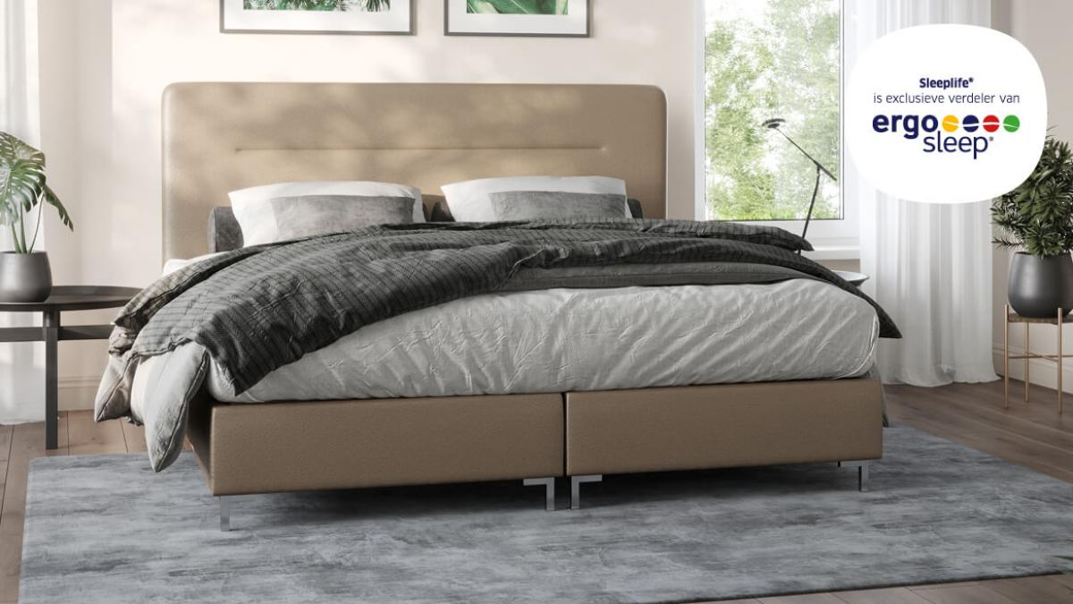 boxspring ergosleep high line