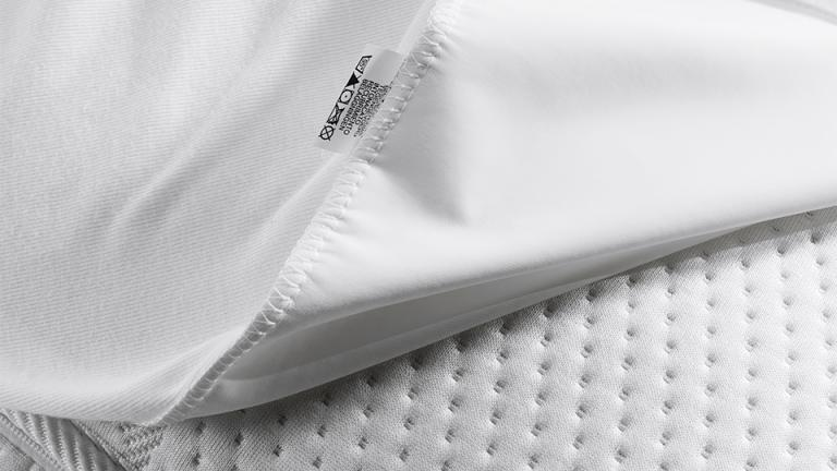 matrasbeschermer waterdicht jersey tencel lyocell sleeplife detail