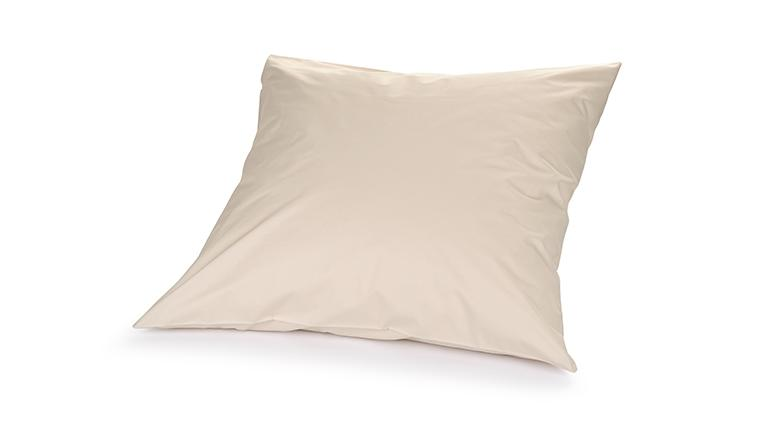 Kussensloop Sleeplife Superior percale zand