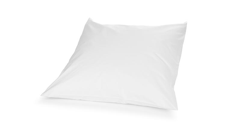 Kussensloop Sleeplife Superior percale wit