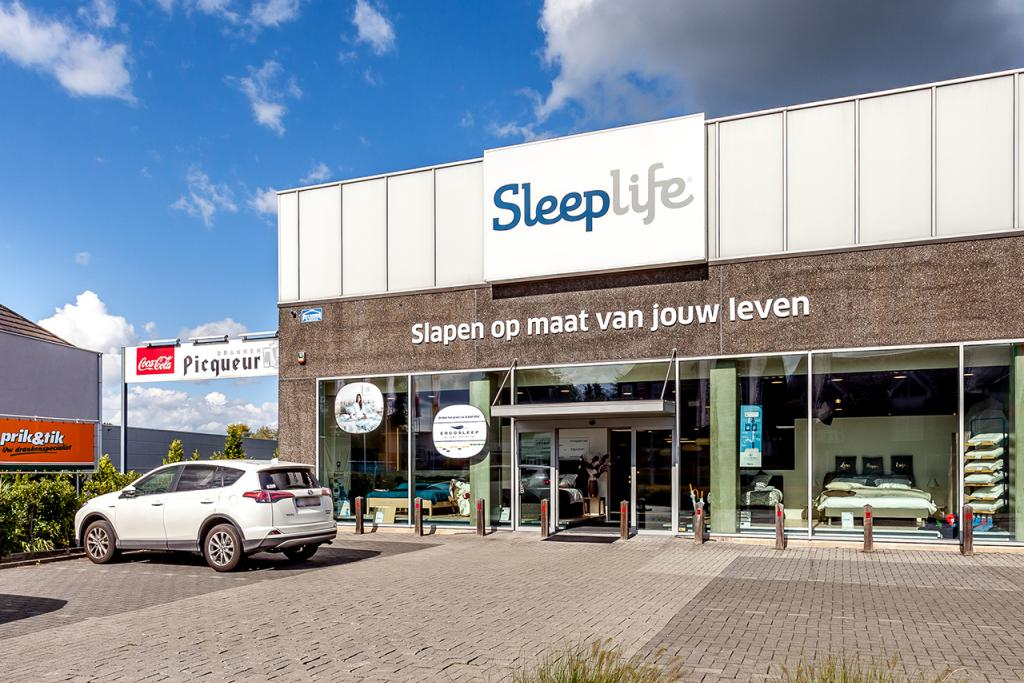beddenwinkel sleeplife aalst