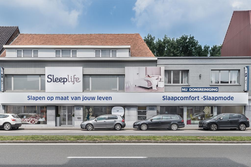 beddenwinkel gent sleeplife