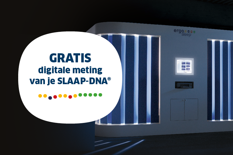 gratis slaap dna meting