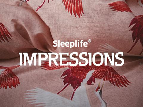 Sleeplife® Impressions trends lente/zomer 2019