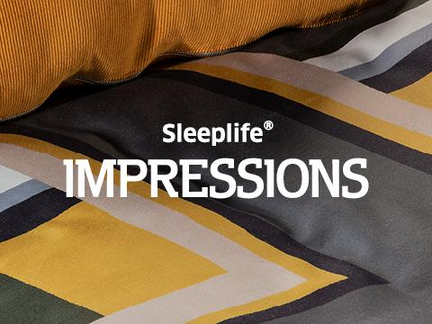 Sleeplife® Impressions trends herfst/winter 2019